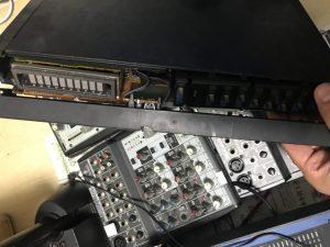 ベリンガー製の音響機材(ジャンク)